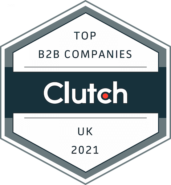 Top B2B Companies UK 2021 on Clutch.io